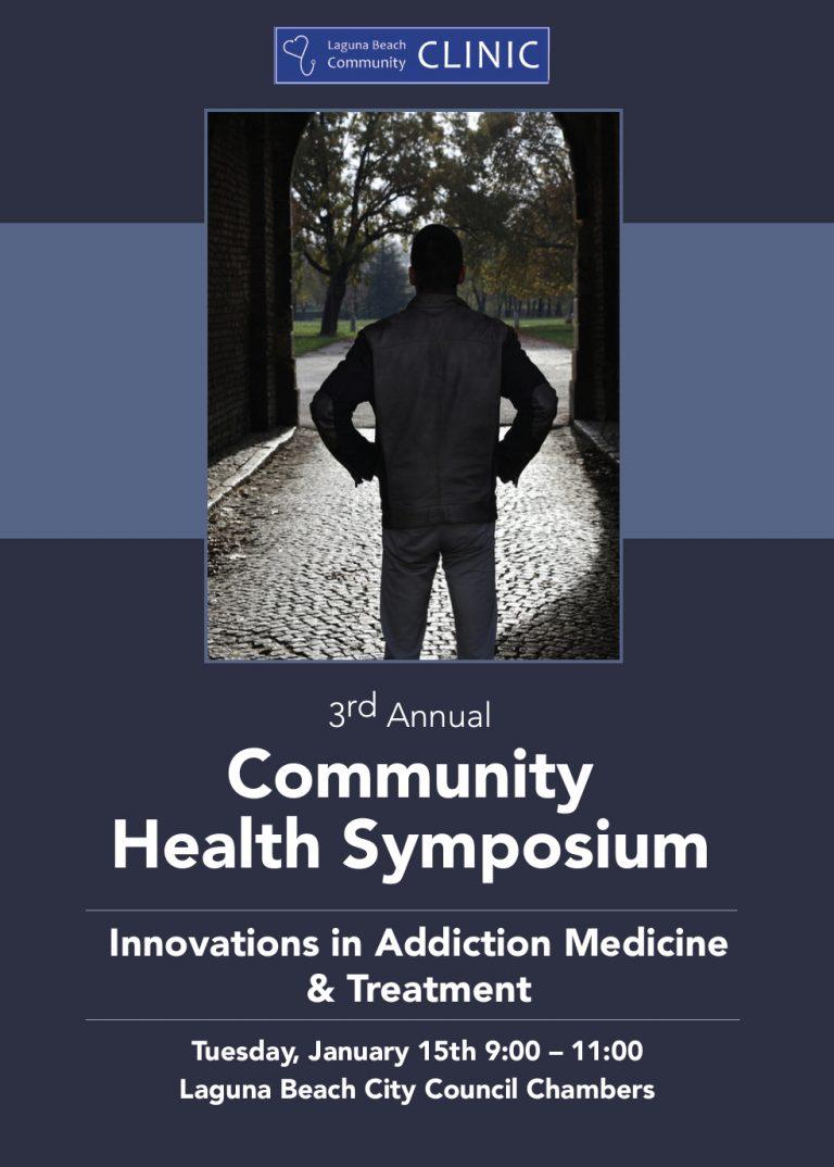 3rd Annual Community Health Symposium